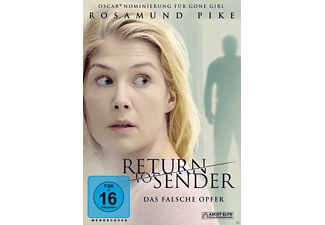 Return to Sender [DVD]