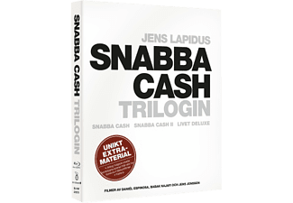 Snabba Cash - Trilogi Box Thriller DVD