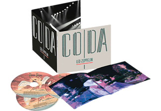 Led Zeppelin - Coda (Reissue) (Deluxe Edition) - (CD)