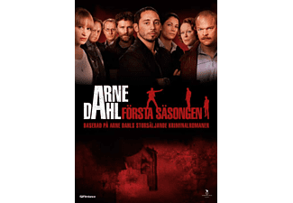 Arne Dahl 1-5 Box Thriller DVD