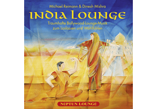 Michael & Dinesh Mishra Reimann - India Lounge - (CD)