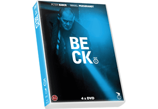 Beck 1-4 Box 1 Thriller DVD
