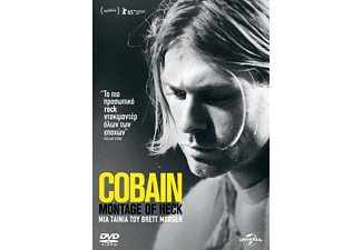 Cobain: Montage of Heck DVD