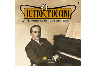 VARIOUS, Various Orchestras - Tutto Puccini - (DVD)