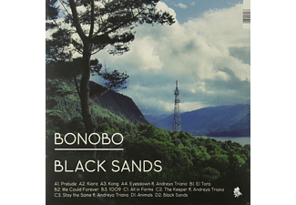 Bonobo - Black Sands [LP + Download]