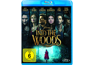 Into the Woods - (Blu-ray)