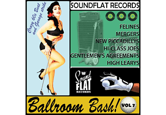 VARIOUS - Soundflat Records Ballroom Bash! Vol. 7 [CD]