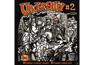 VARIOUS - Underbilly Vol.2 [CD]