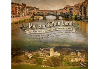 Ashley Hutchings - My Land Is Your Land - (CD)