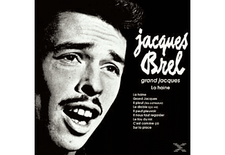 Jacques Brel - Grand Jacques - (CD)