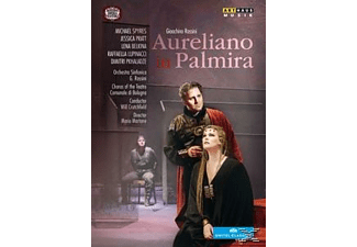 Various, Chorus Of The Teatro Comunale Di Bologna, Orchestra Sinfonica G. Rossini - Aureliano In Palmira [DVD]