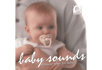 VARIOUS - Sound Of-Baby Sounds [CD]