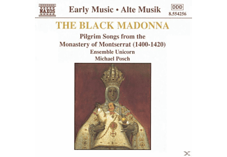VARIOUS, Ensemble Unicorn - Die Schwarze Madonna - (CD)