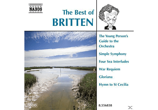 VARIOUS - Best Of Britten - (CD)