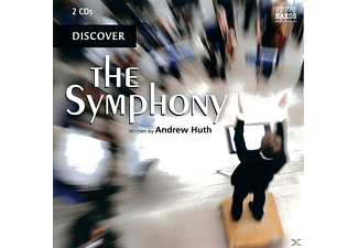 VARIOUS - Discover The Symphony - (CD + Buch)