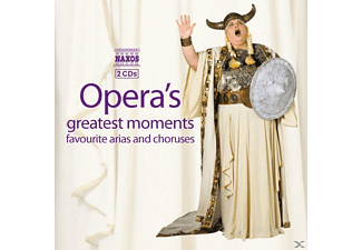 VARIOUS - Opera's Greatest Moments - (CD)