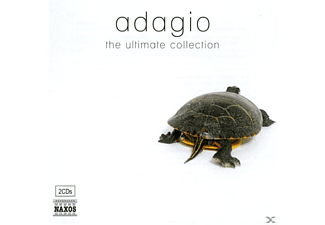 VARIOUS - Adagio-The Ultimate Collection - (CD)