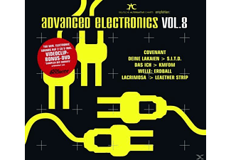 VARIOUS - Advance Electronics 8 [CD + DVD Video]