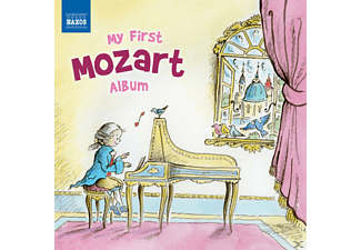 VARIOUS - My First Mozart Album - (CD)