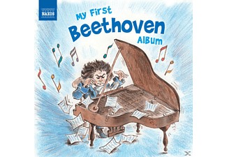 VARIOUS - My First Beethoven Album - (CD)