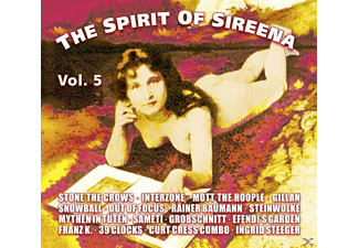 VARIOUS - Spirit Of Sireena Vol.5 [CD]