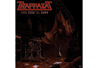 Trappazat - From Dusk Till Dawn - (CD)