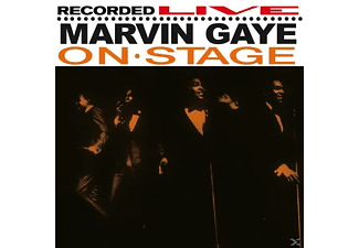 Marvin Gaye - On Stage - (Vinyl)