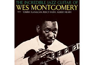 Wes Montgomery - Incredible Jazz Guitar Of - (CD)
