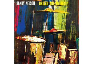 Sandy Nelson - Drums Are My Beat [CD]