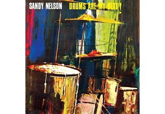 Sandy Nelson - Drums Are My Beat - (CD)