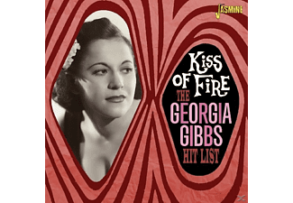 Georgia Gibbs - Hit List-Kiss Of Fire [CD]