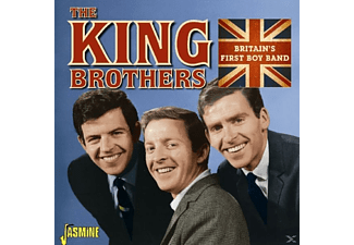The King Brothers - Britains First Boy Band [CD]