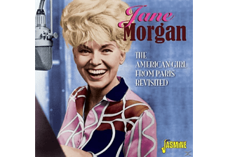 Jane Morgan - American Girl From Paris - (CD)