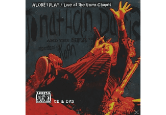 Jonathan Davis, Super Furry Animals - Alone I Play-Live At The Union Chapel - (CD + DVD Video)