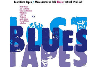 VARIOUS - Lost Blues Tapes/American Folk Blues Festival 1963 - (CD)
