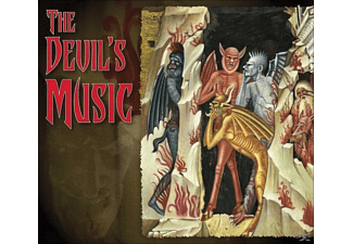 VARIOUS - The Devil's Music - (CD)