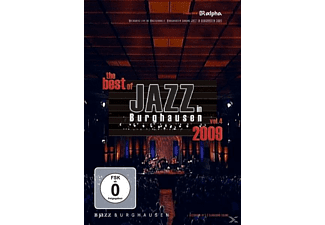 VARIOUS - Best Of Jazz In Burghausen Vol.4 - (DVD)
