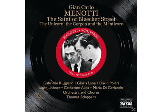 Schippers, Ruggiero, Poleri, Schippers/Ruggiero/Poleri - The Saint Of Bleecker Street - (CD)