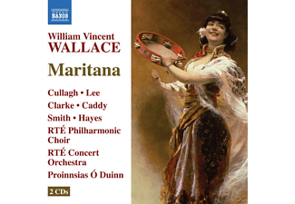 Lee, Cullagh, O'duinn, Rte Po, O Duinn/Cullagh/Lee/RTE PO - Maritana - (CD)