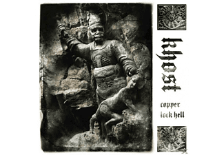 Khost - Copper Lock Hell - (CD)
