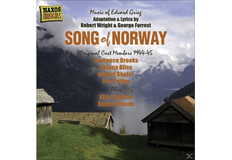 VARIOUS, Brooks/Bliss/Shafer/Petina/+ - Song Of Norway - (CD)
