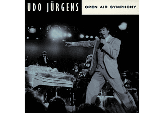 Udo Jürgens - Open Air Syphony [CD]