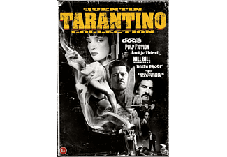 Tarantino collection DVD