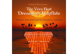 Gomer Edwin Evans - Dreams of Panflute - (CD)