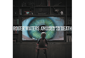 Roger Waters - Amused to Death (CD)