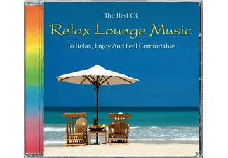 VARIOUS - Relax Lounge Music - (CD)