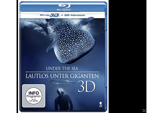 Under the Sea - Lautlos unter Giganten [3D Blu-ray (+2D)]