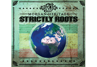 Morgan Heritage - Strictly Roots - (CD)