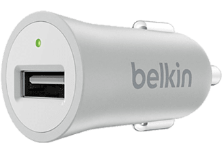 BELKIN Premium MIXIT Car Charger 2400 mA - Silver