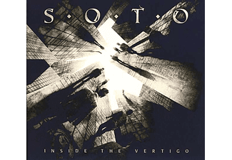 S.O.T.O - Inside The Vertigo (Digipak) (CD)